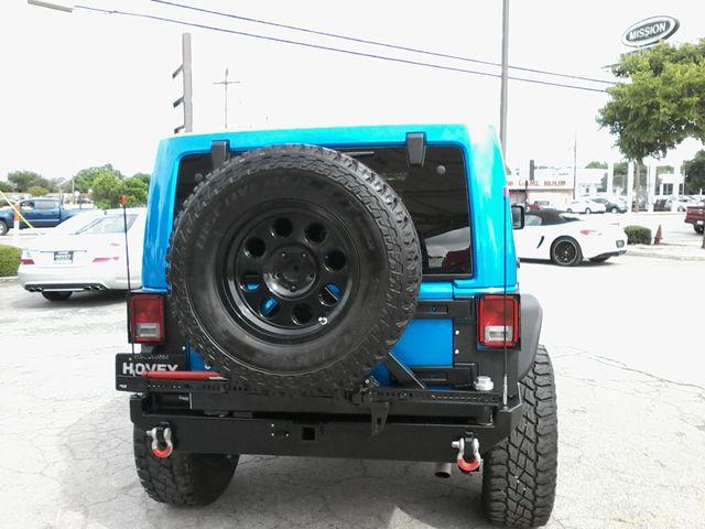 2016 Jeep Wrangler Unlimited Rubicon Boerne, Texas 6