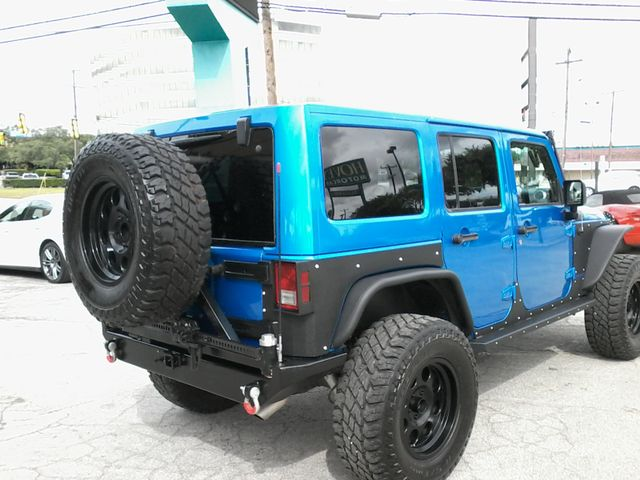 2016 Jeep Wrangler Unlimited Rubicon Boerne, Texas 7