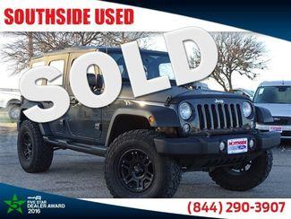 2016 Jeep Wrangler Unlimited Sport | San Antonio, TX | Southside Used in San Antonio TX