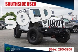 2016 Jeep Wrangler Unlimited Rubicon Hard Rock | San Antonio, TX | Southside Used in San Antonio TX