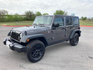 2016 Jeep Wrangler Unlimited Willys Wheeler in San Antonio, TX 78237