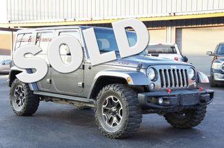 2016 Jeep Wrangler Unlimited Rubicon Hard Rock in San Antonio, TX 78233