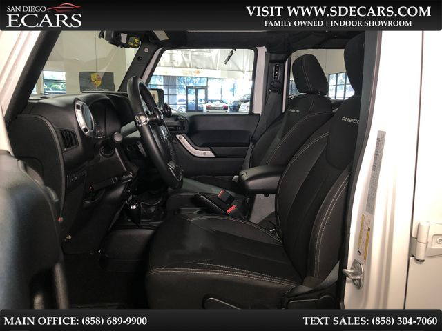 2016 Jeep Wrangler Unlimited Rubicon in San Diego, CA 92126