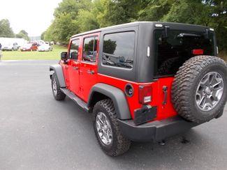 2016 Jeep Wrangler Unlimited Sport RHD Shelbyville, TN 4