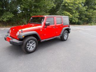 2016 Jeep Wrangler Unlimited Sport RHD Shelbyville, TN 7