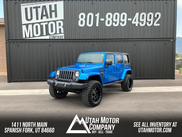 2016 Jeep Wrangler Unlimited Freedom Oscar Mike