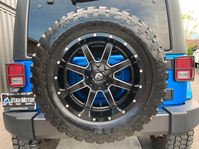 2016 Jeep Wrangler Unlimited Freedom Oscar Mike in Spanish Fork, UT 84660