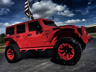 2016 Jeep Wrangler Unlimited EL DIABLO TURBO RUBICON 38S 440HP   Florida  Bayshore Automotive   in , Florida