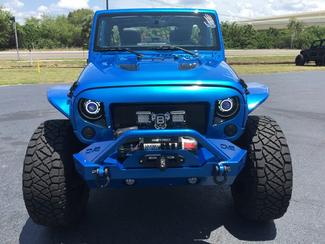 2016 Jeep Wrangler Unlimited RUBICON CUSTOM LIFTED LEATHER NAV HARDTOP   Florida  Bayshore Automotive   in , Florida