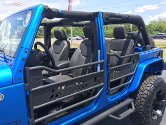 2016 Jeep Wrangler Unlimited RUBICON CUSTOM LIFTED LEATHER NAV HARDTOP   Florida  Bayshore Automotive   in , Florida