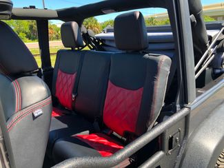 2016 Jeep Wrangler Unlimited CUSTOM LIFTED LEATHER 24S 6 SPEED DV8 MOTO    Florida  Bayshore Automotive   in , Florida