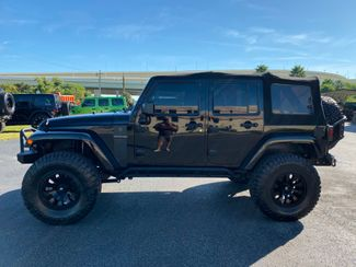 2016 Jeep Wrangler Unlimited OSCAR MIKE CUSTOM FREEDOM LIFTED LEATHER   Florida  Bayshore Automotive   in , Florida