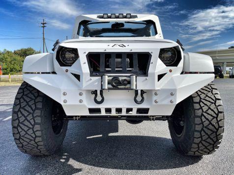 2016 Jeep Wrangler Unlimited CUSTOM FAB FOURS SAHARA LIFTED HARDTOP in , Florida