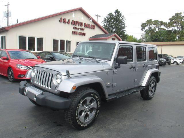 2016 Jeep Wrangler Unlimited Sahara in Troy, NY 12182