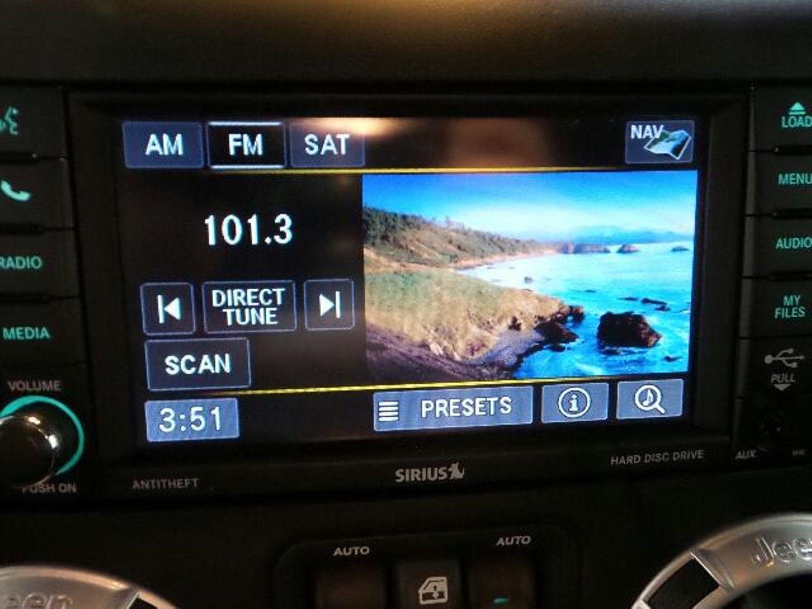 2016 Jeep Wrangler Unlimited Rubicon Hard Rock Radio Cover In Victoria Mn