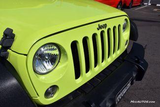 2016 Jeep Wrangler Unlimited Sport Waterbury, Connecticut 11