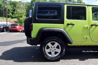 2016 Jeep Wrangler Unlimited Sport Waterbury, Connecticut 12