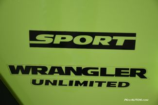 2016 Jeep Wrangler Unlimited Sport Waterbury, Connecticut 14