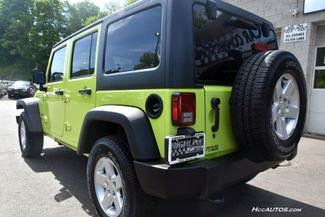 2016 Jeep Wrangler Unlimited Sport Waterbury, Connecticut 3