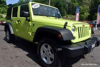 2016 Jeep Wrangler Unlimited Sport Waterbury, Connecticut 8