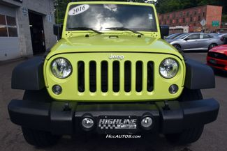 2016 Jeep Wrangler Unlimited Sport Waterbury, Connecticut 9