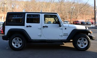 2016 Jeep Wrangler Unlimited Sport Waterbury, Connecticut 7