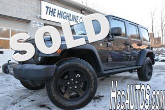 2016 Jeep Wrangler Unlimited Black Bear Waterbury, Connecticut