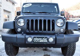 2016 Jeep Wrangler Unlimited Black Bear Waterbury, Connecticut 9
