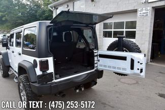2016 Jeep Wrangler Unlimited Rubicon Waterbury, Connecticut 14