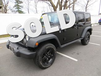 2016 Jeep Wrangler Unlimited Black Bear Watertown, Massachusetts