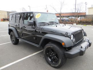 2016 Jeep Wrangler Unlimited Black Bear Watertown, Massachusetts 2