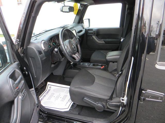 2016 Jeep Wrangler Unlimited Black Bear Watertown, Massachusetts 7