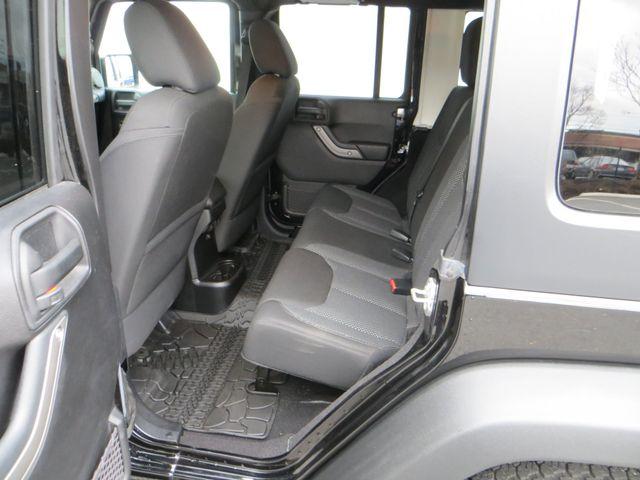 2016 Jeep Wrangler Unlimited Black Bear Watertown, Massachusetts 9