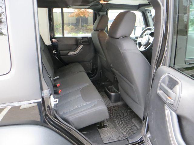 2016 Jeep Wrangler Unlimited Black Bear Watertown, Massachusetts 12