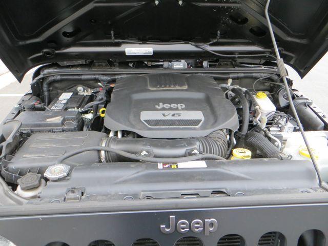 2016 Jeep Wrangler Unlimited Black Bear Watertown, Massachusetts 22