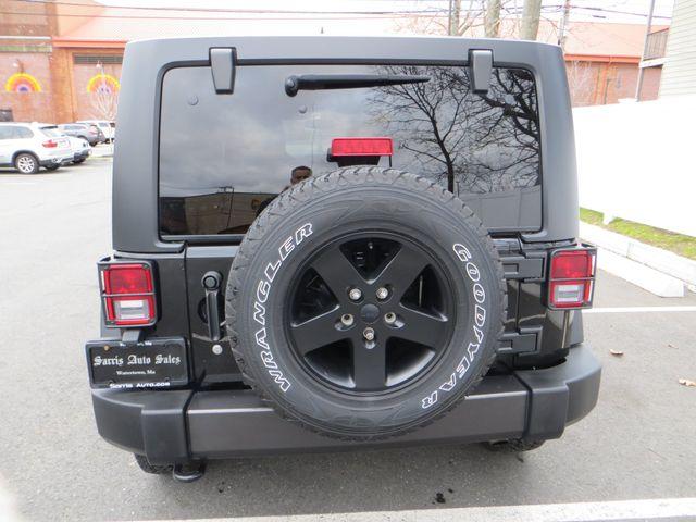 2016 Jeep Wrangler Unlimited Black Bear Watertown, Massachusetts 4