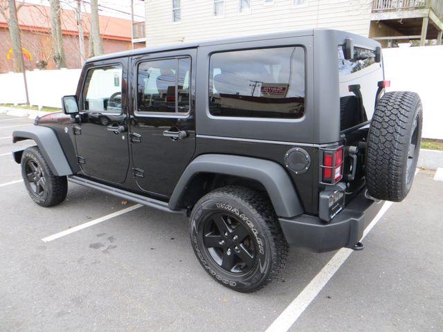 2016 Jeep Wrangler Unlimited Black Bear Watertown, Massachusetts 5