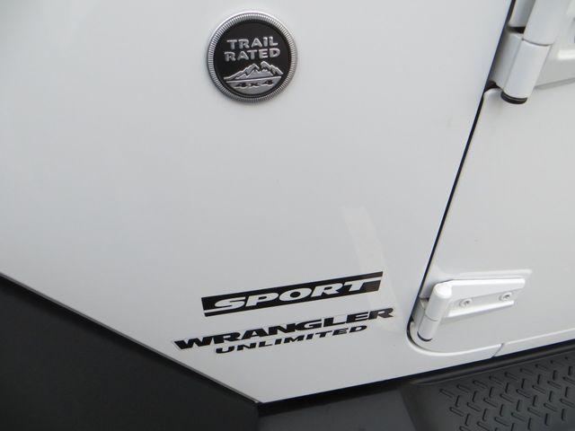 2016 Jeep Wrangler Unlimited Sport Watertown, Massachusetts 21