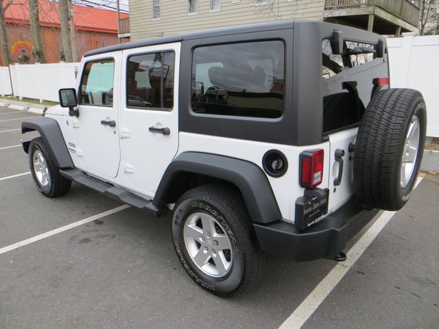 2016 Jeep Wrangler Unlimited Sport Watertown, Massachusetts 5
