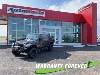 2016 Jeep Wrangler Unlimited Sport in Uvalde, TX 78801
