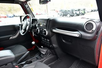 2016 Jeep Wrangler Rubicon Waterbury, Connecticut 17