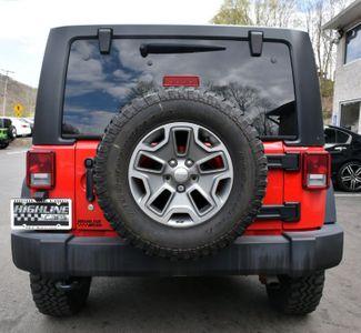 2016 Jeep Wrangler Rubicon Waterbury, Connecticut 4