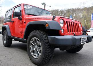 2016 Jeep Wrangler Rubicon Waterbury, Connecticut 7
