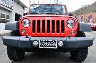 2016 Jeep Wrangler Rubicon Waterbury, Connecticut 8