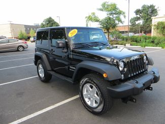 2016 Jeep Wrangler Sport Watertown, Massachusetts 2