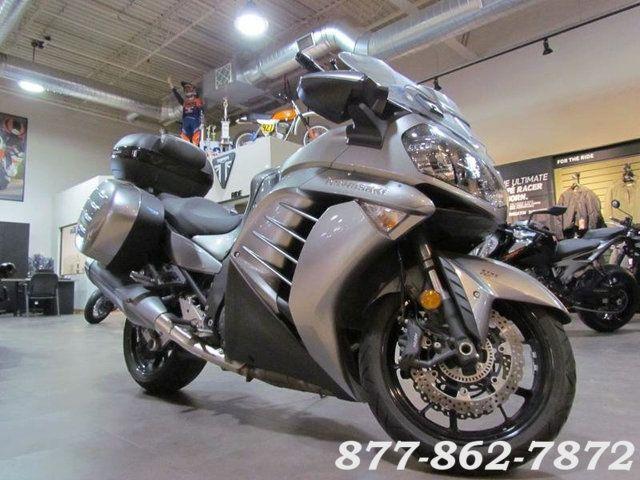 2016 Kawasaki Concours14 ABS Concours 14 ABS
