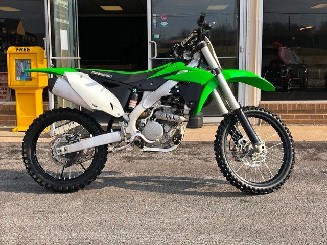 2016 Kawasaki KLX250