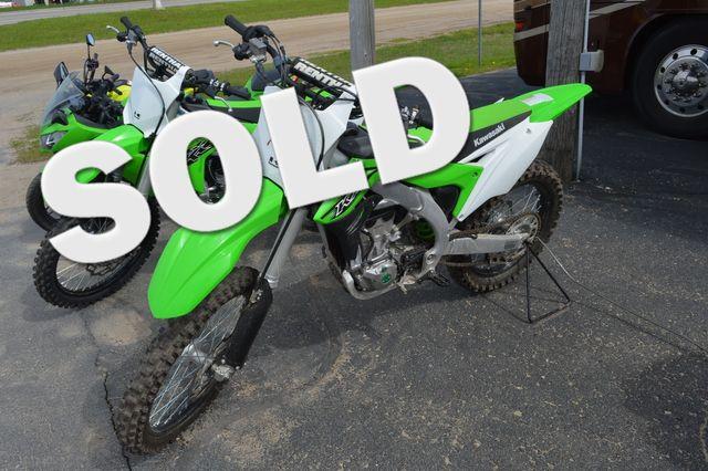 2016 Kawasaki KX™ 450F in  Minnesota