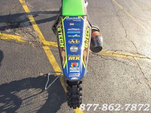 2016 Kawasaki KX250F KX250F Chicago, Illinois 18
