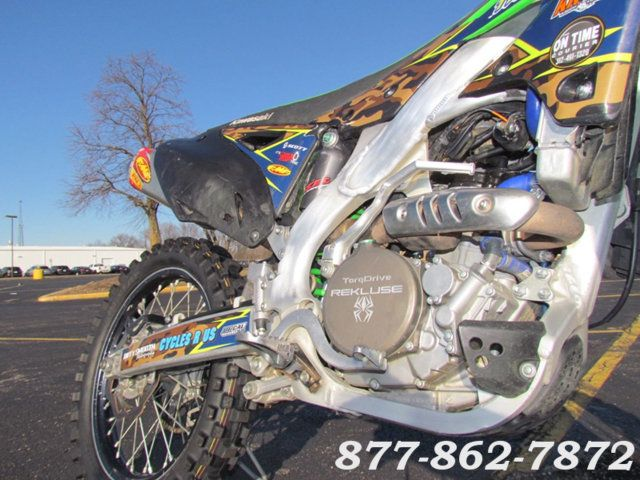 2016 Kawasaki KX250F KX250F Chicago, Illinois 23